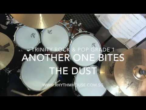 Queen - Another One Bites The Dust - Trinity Rock & Pop Grade 1 Drums