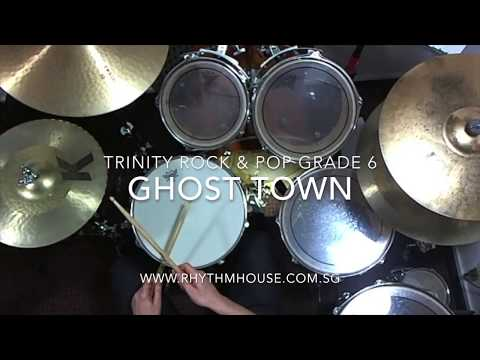 The Specials - Ghost Town - Trinity Rock & Pop Grade 6 Drums