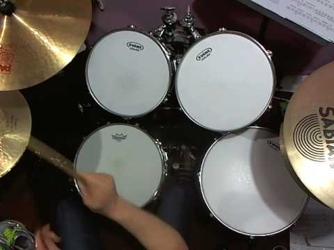 Inxs - New Sensation - Drum Cover