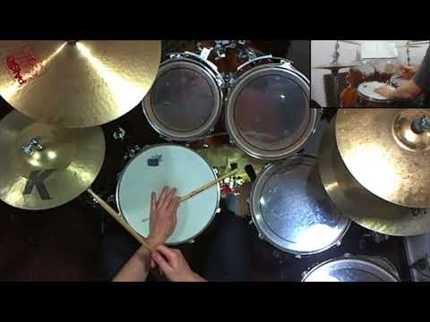 Red Hot Chili Peppers - Under The Bridge - Trinity Rock & Pop Grade 2 Drums