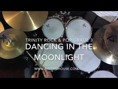Toploader - Dancing in the Moonlight - Trinity Rock & Pop Grade 3 Drums