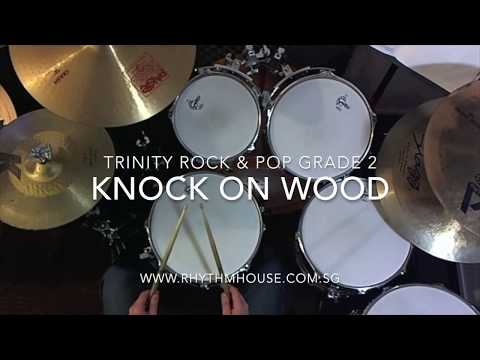Eddie Floyd - Knock On Wood - Trinity Rock & Pop Grade 2 Drums
