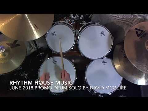 Rhythm House Drum Solo For Promo Film June 2018