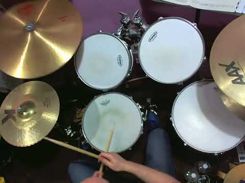 Bruno Mars - Uptown Funk - Trinity Rock & Pop Grade 1 Drums