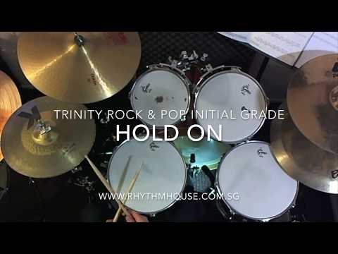 The Alabama Shakes - Hold On - Trinity Rock & Pop Initial Grade Drums