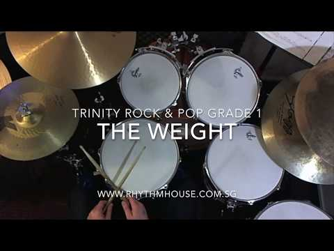 The Band - The Weight - Trinity Rock & Pop Grade 1 Drums