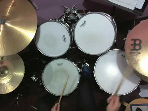 The Beatles - Come together - Trinity Rock & Pop Grade 4 Drums
