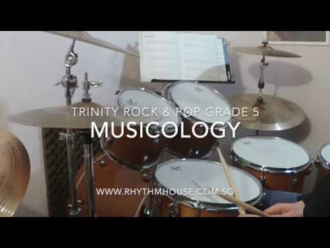 Prince - Musicology - Trinity Rock & Pop Grade 5 Drums
