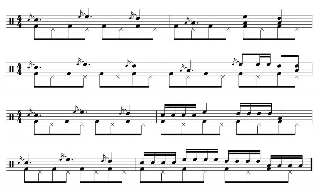 drum lesson singapore drum solo ideas