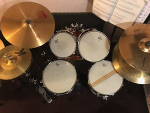 Drum Lessons Singapore - Gretsch Catalina Maple