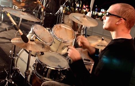 Drum Lessons Singapore - David McGuire