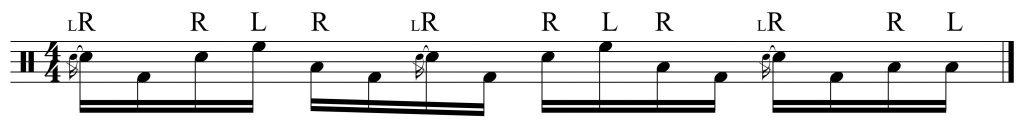Tom variation
