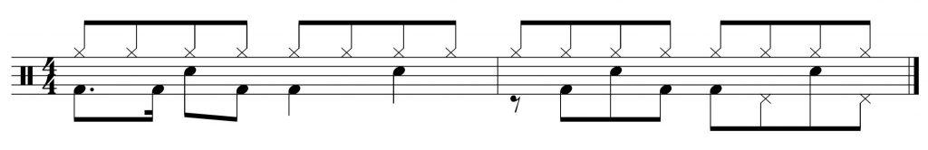 The basic beat
