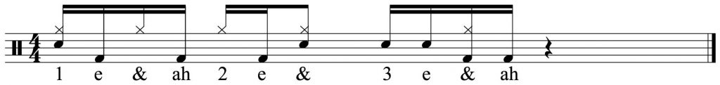 adding in beat 3