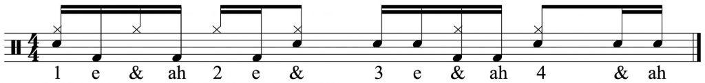 adding in beat 4