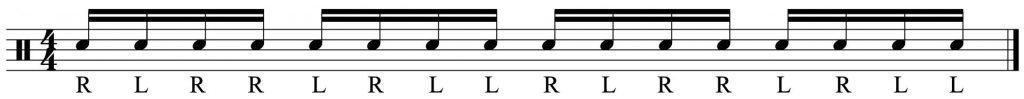 The Single Paradiddle