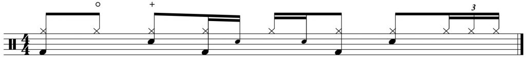 The full groove