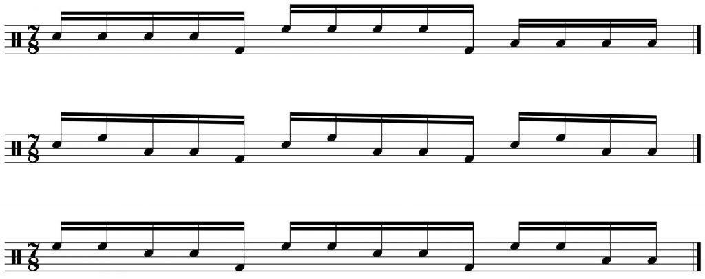 Orchestration variation
