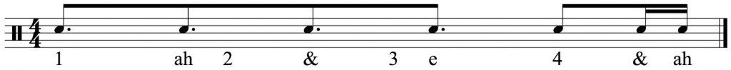 The Basic Rhythm