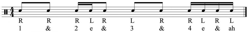 the basic rhythms
