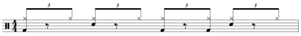 the basic shuffle groove