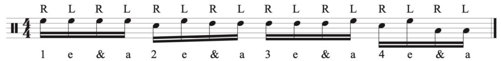 drum fill of the week
